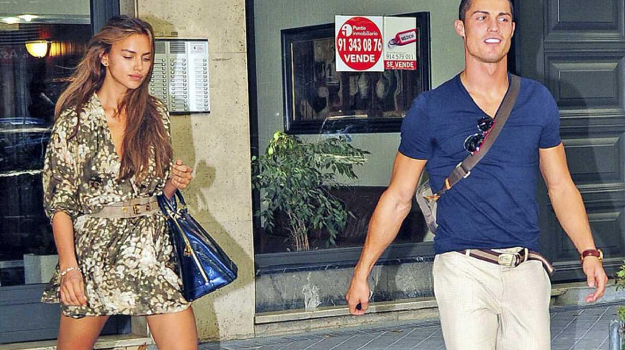 PHOTOS Ronaldo en balade avec sa très sexy petite amie