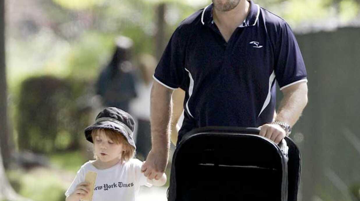 Russell Crowe Portrait de famille