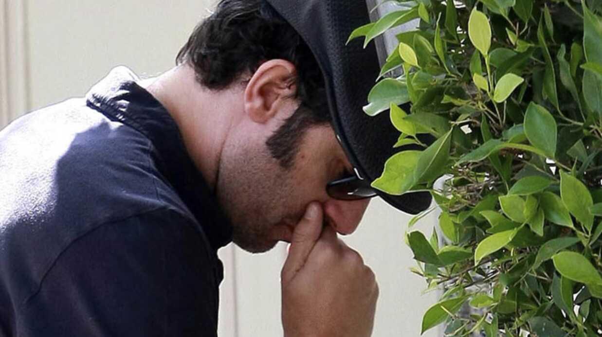 PHOTOS Sacha Baron Cohen a oublié son code d'entrée