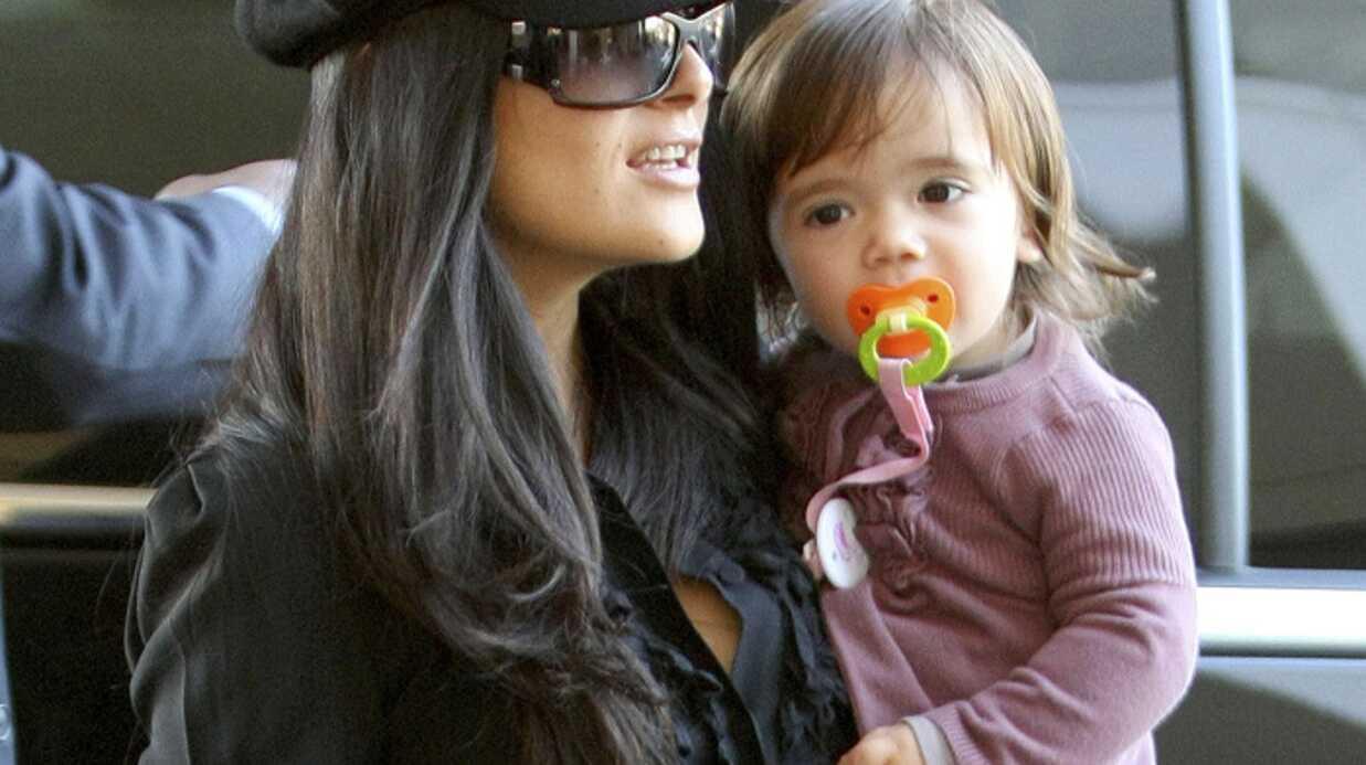 PHOTOS Salma hayek et sa fille Paloma Valentina