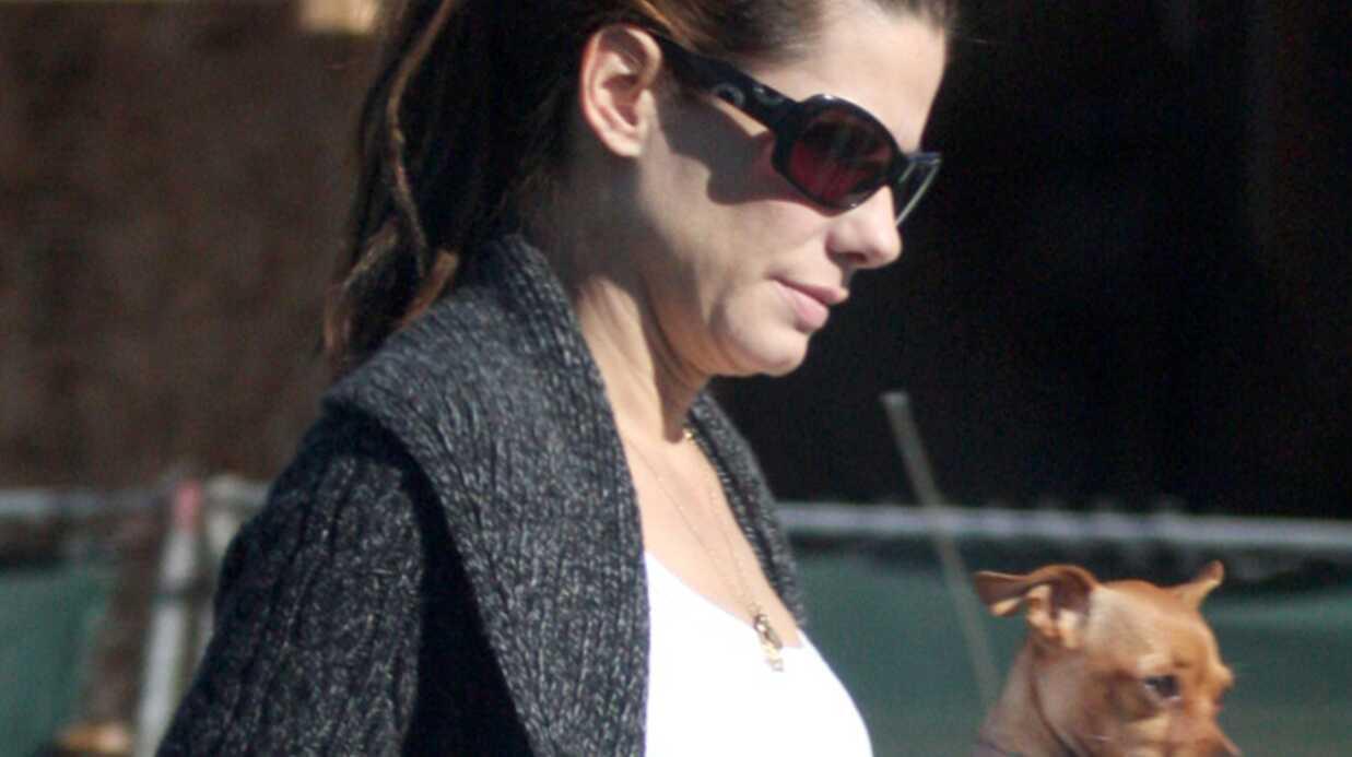 Sandra Bullock C'est Mère Théréouahouah!