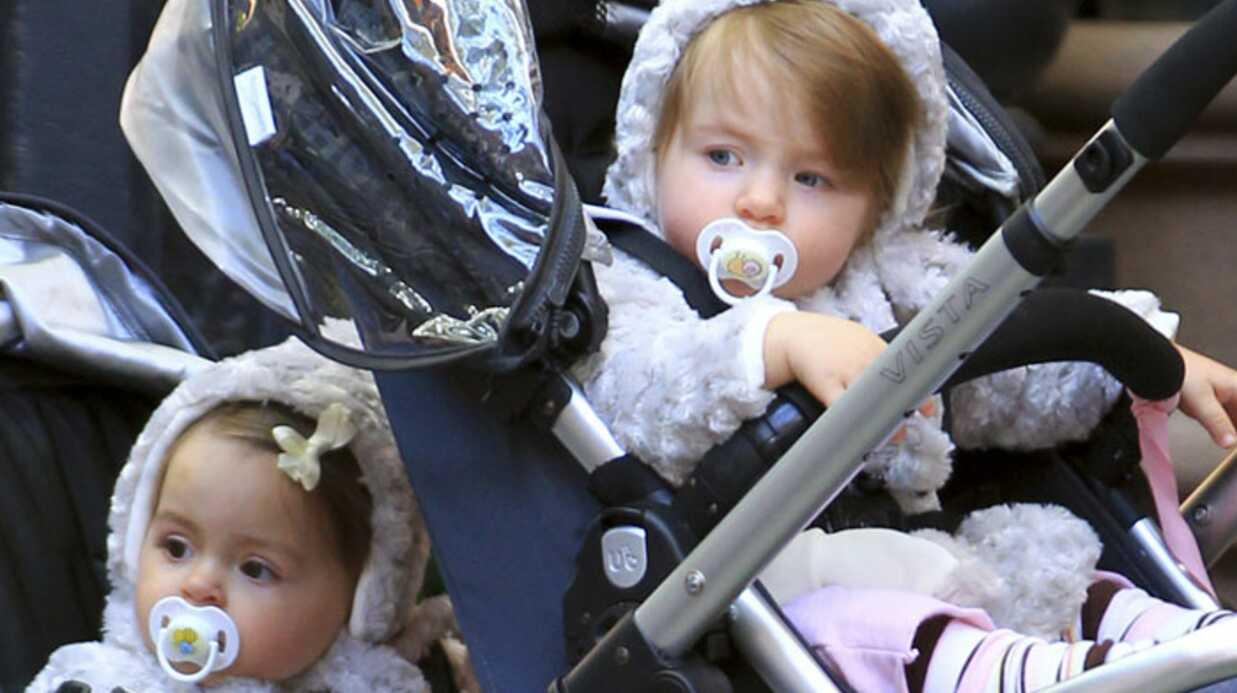 PHOTOS Sarah Jessica Parker: sortie avec ses bébés