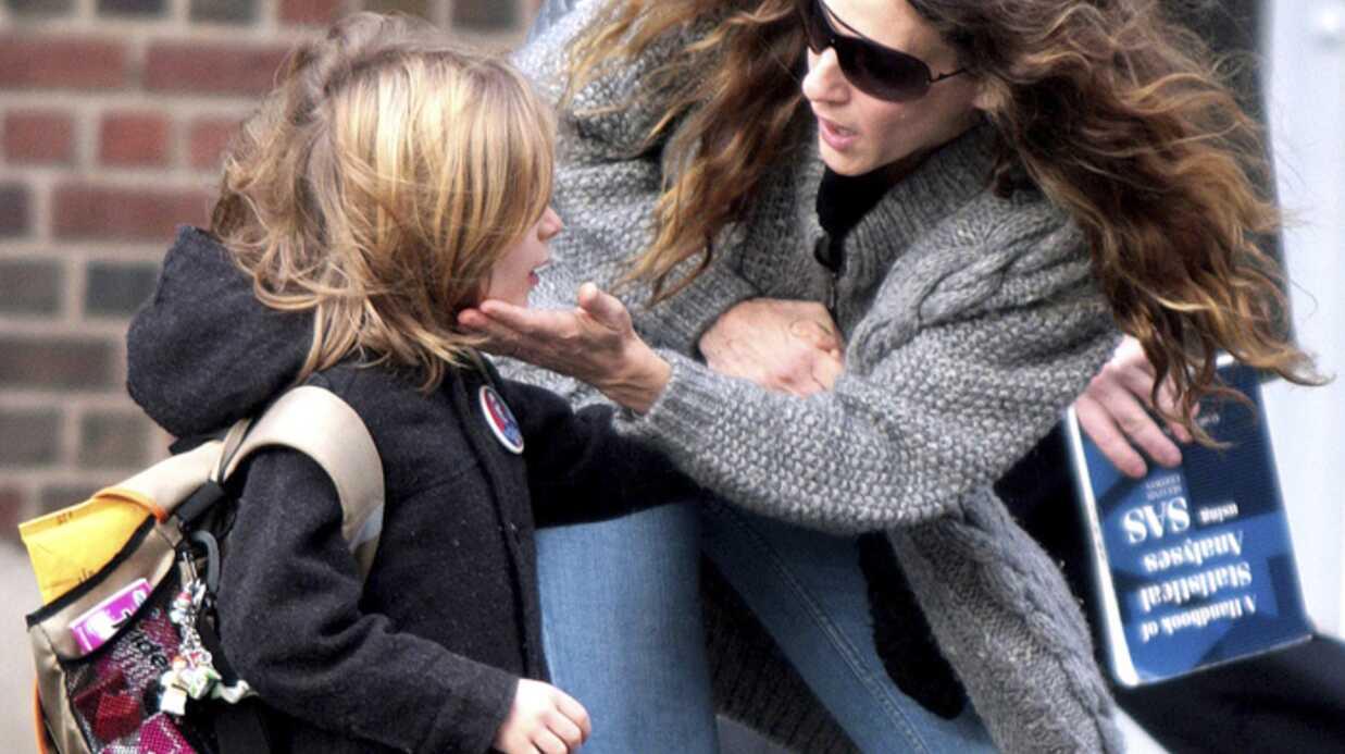 PHOTOS – Sarah Jessica Parker gronde son fils James