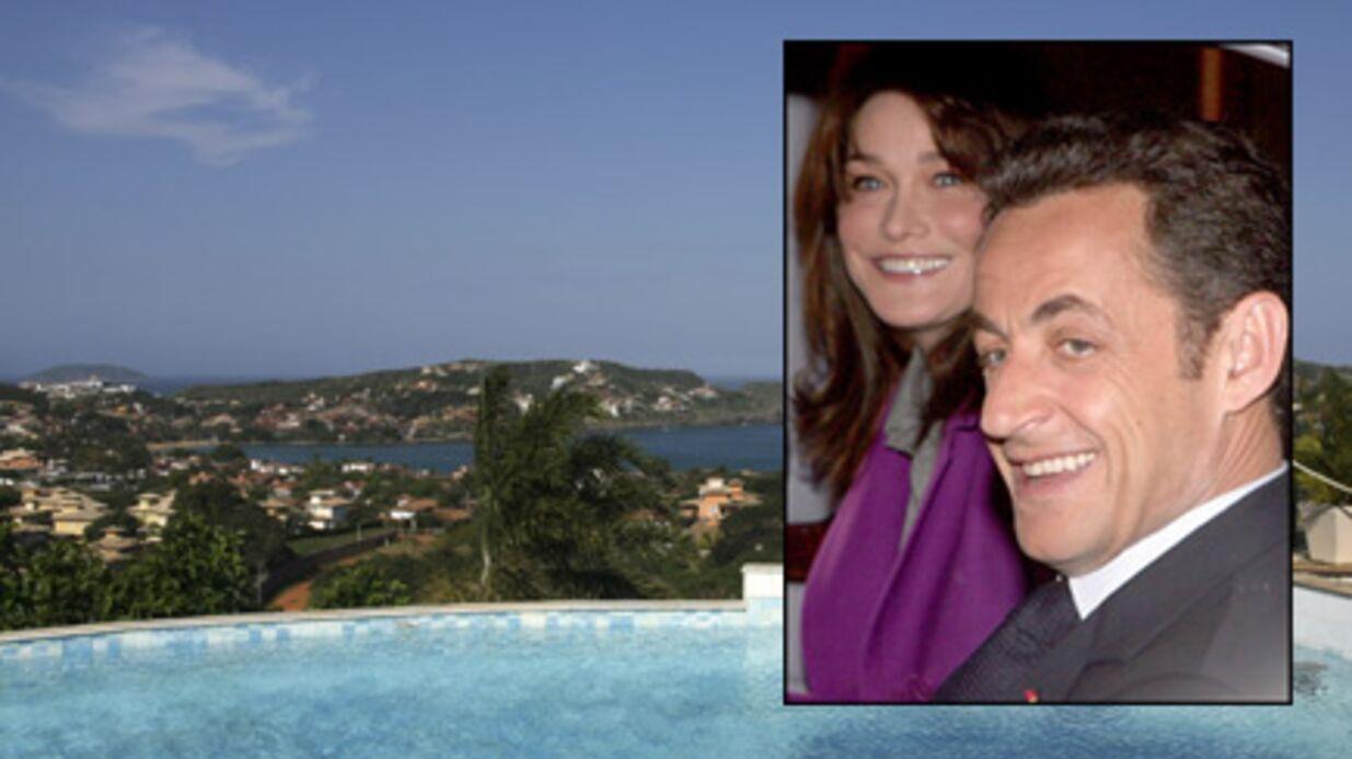 Nicolas Sarkozy – Carla Bruni: voilà où ils passeront Noel