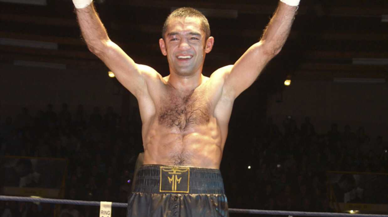 PHOTOS Ségolène Royal au match de boxe de Mahyar Monshipour