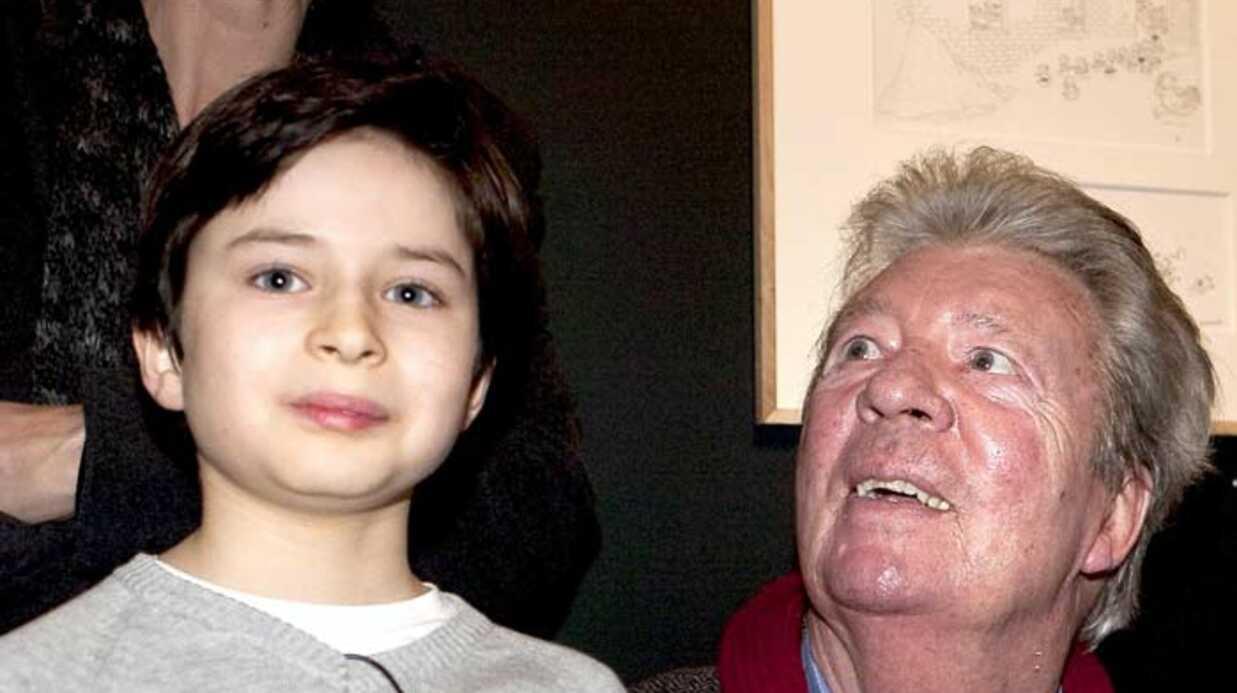 PHOTOS Inauguration de l'expo du Petit Nicolas en présence de l'acteur du film