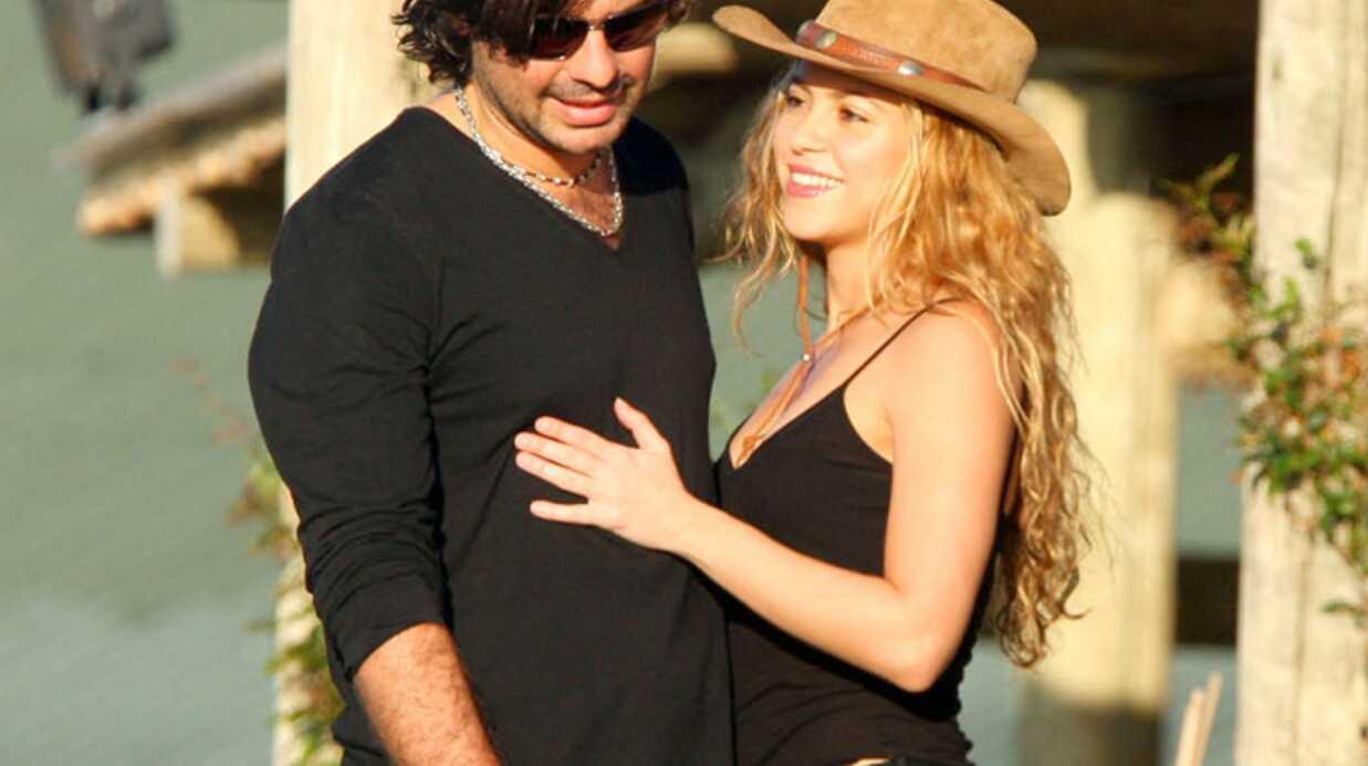 PHOTOS Shakira: vacances en amoureux