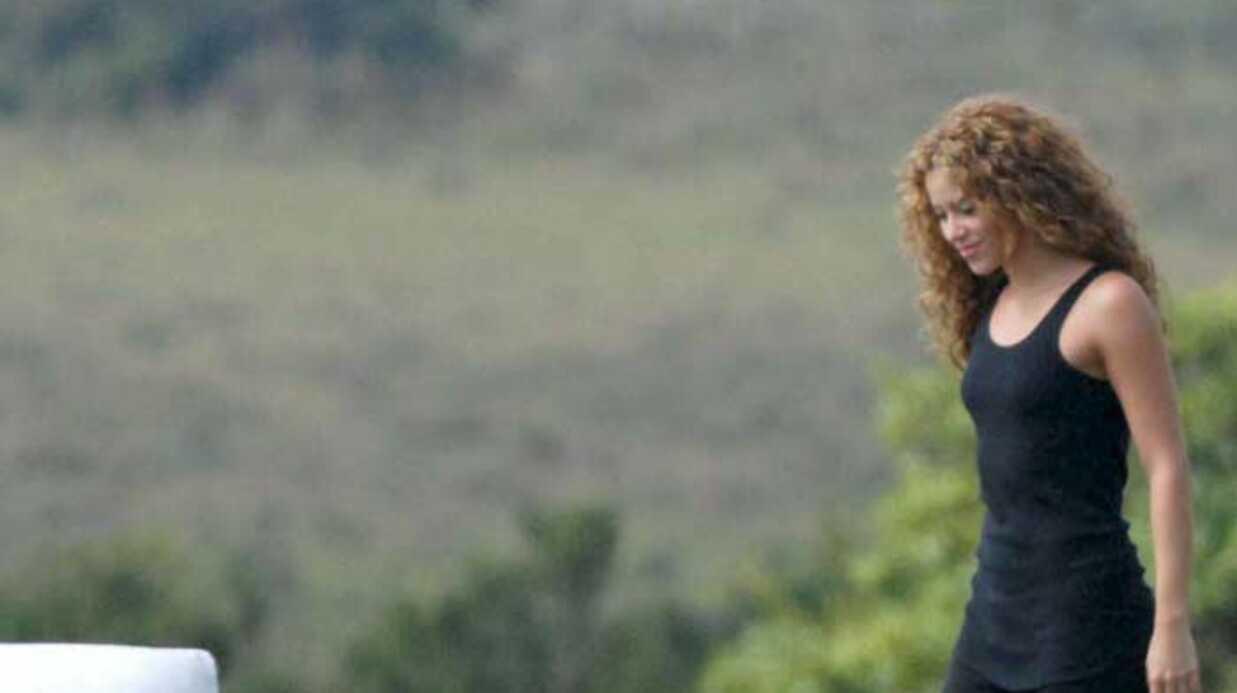 Shakira En quête d'inspiration…