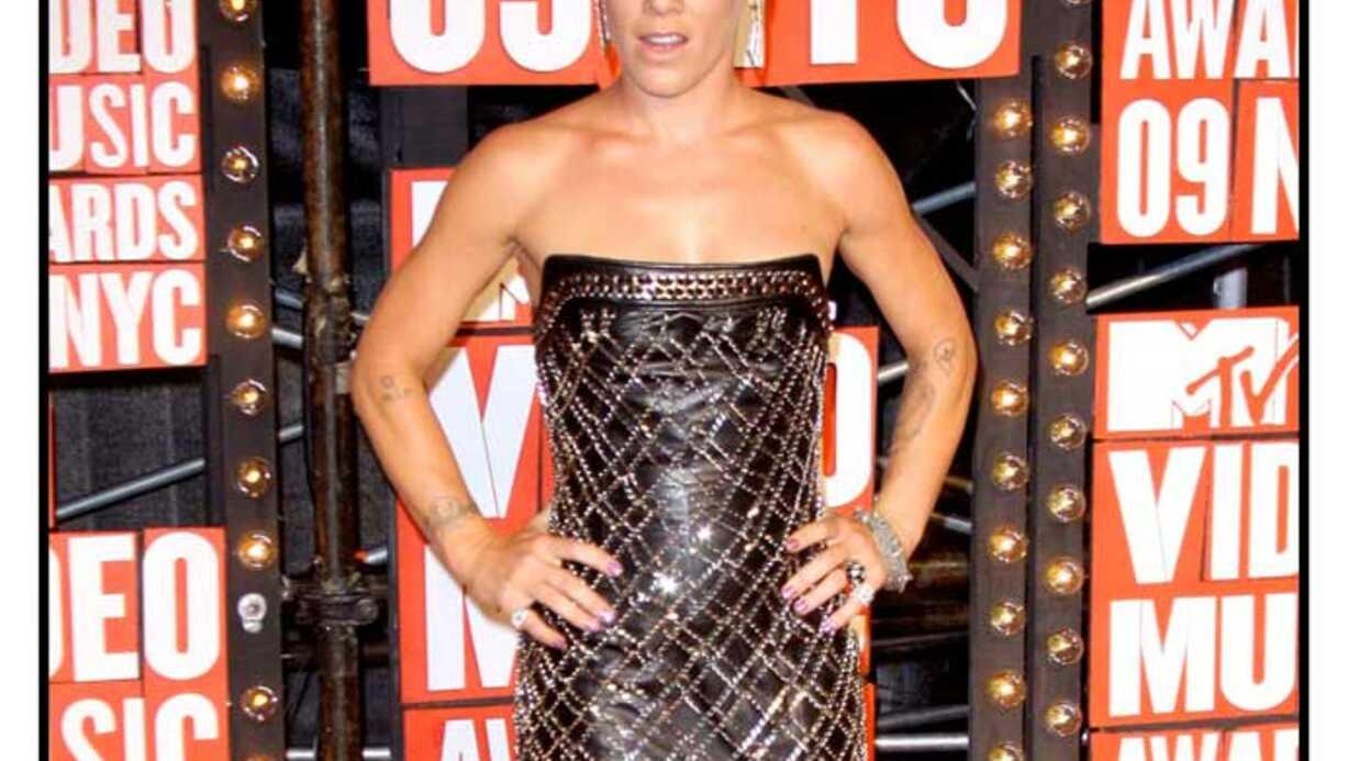 LOOK Shakira et Pink portaient la même robe aux MTV VMA