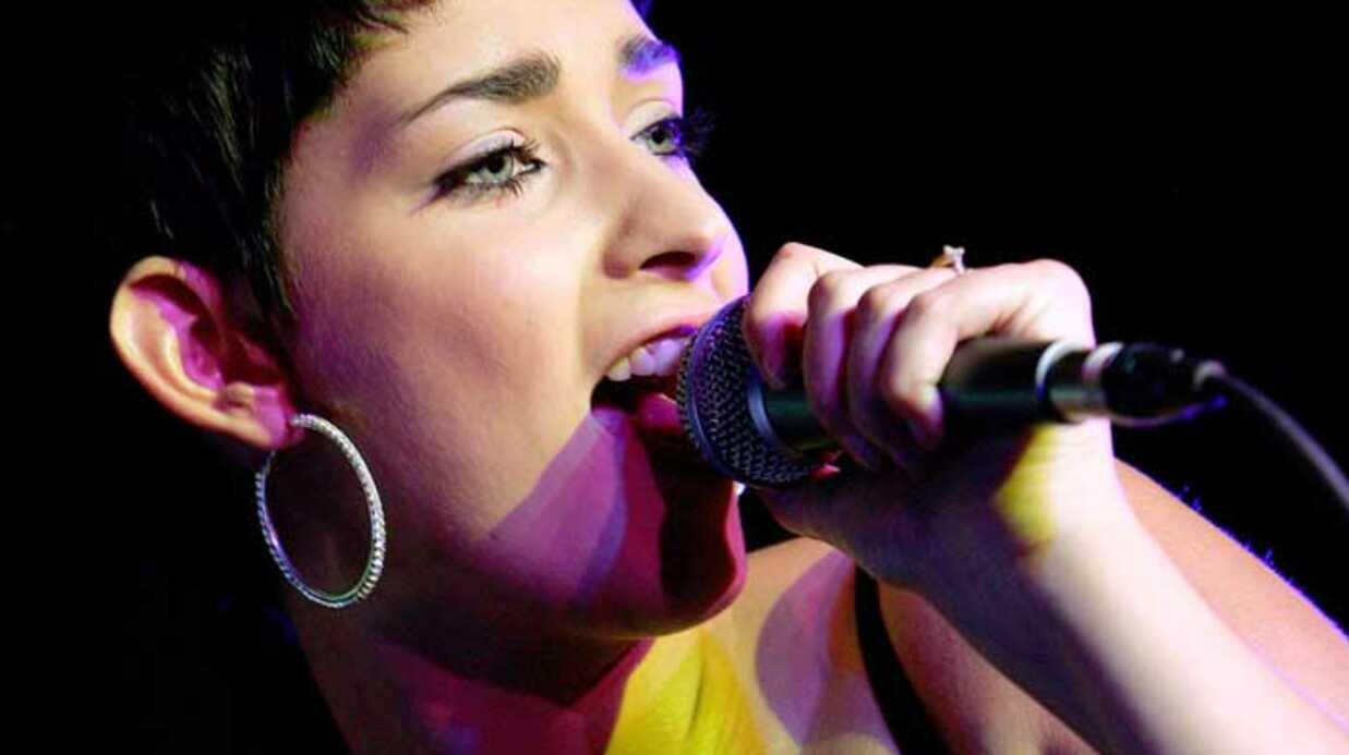 PHOTOS Sheryfa Luna donne un concert au Studio SFR