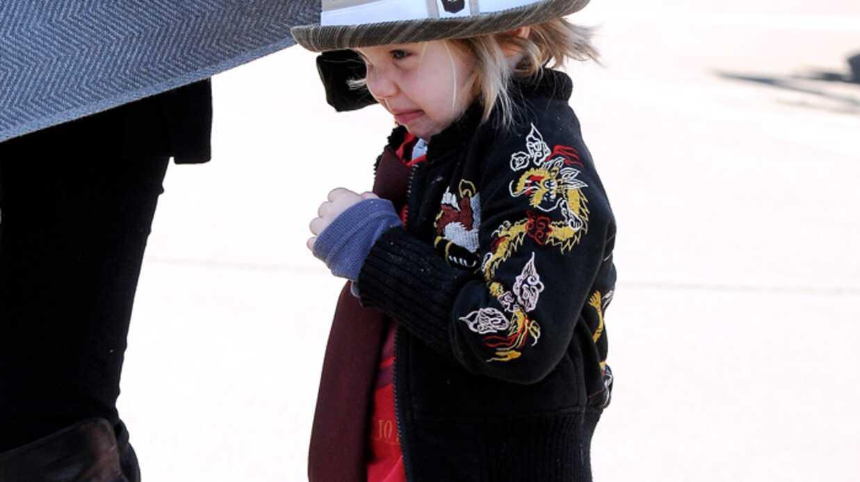 PHOTOS Shiloh, la fille de Brad Pitt voudrait être un garçon