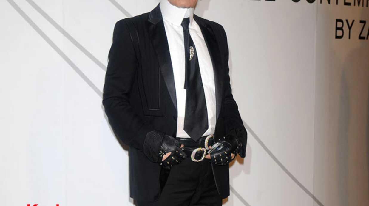 Karl Lagerfeld fait de Chanel une œuvre d'art