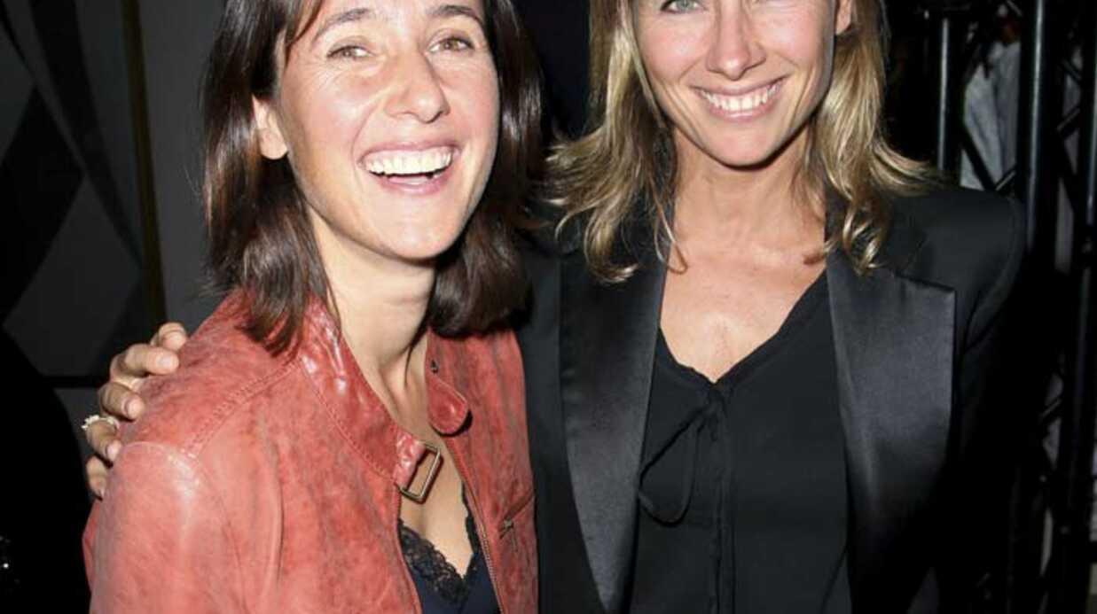 PHOTOS Anne-Sophie Lapix et Helena Christensen font la fête pour la bonne cause