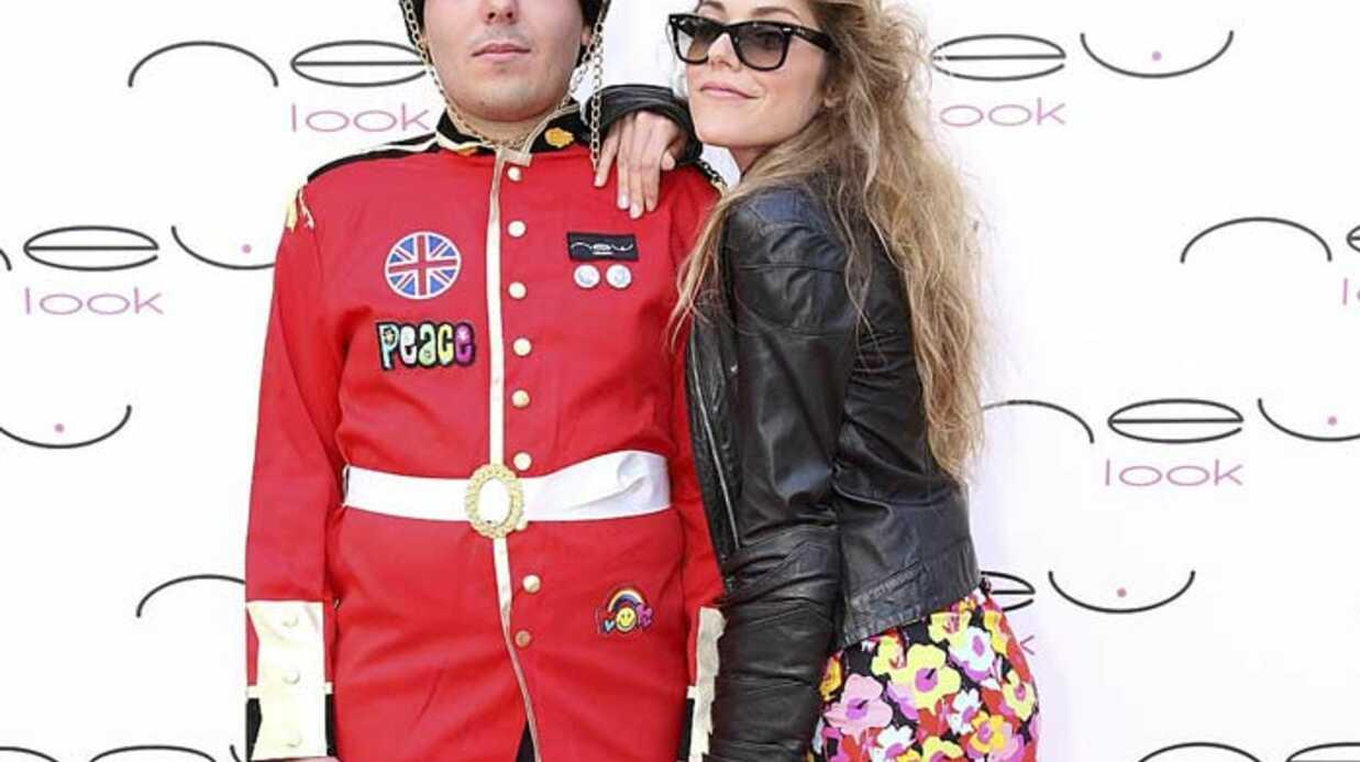 PHOTOS Valérie Bègue et Emma Daumas au garde à vous pour Newlook