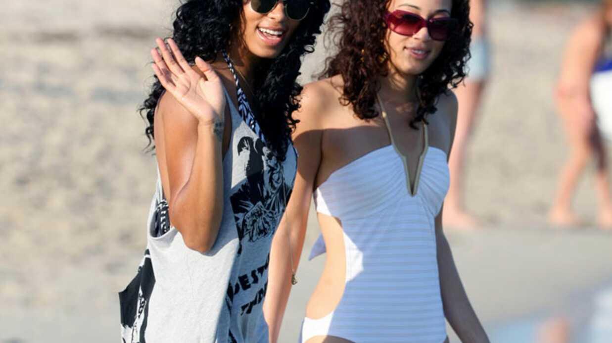 PHOTOS Solange, la soeur de Beyonce, en vacances