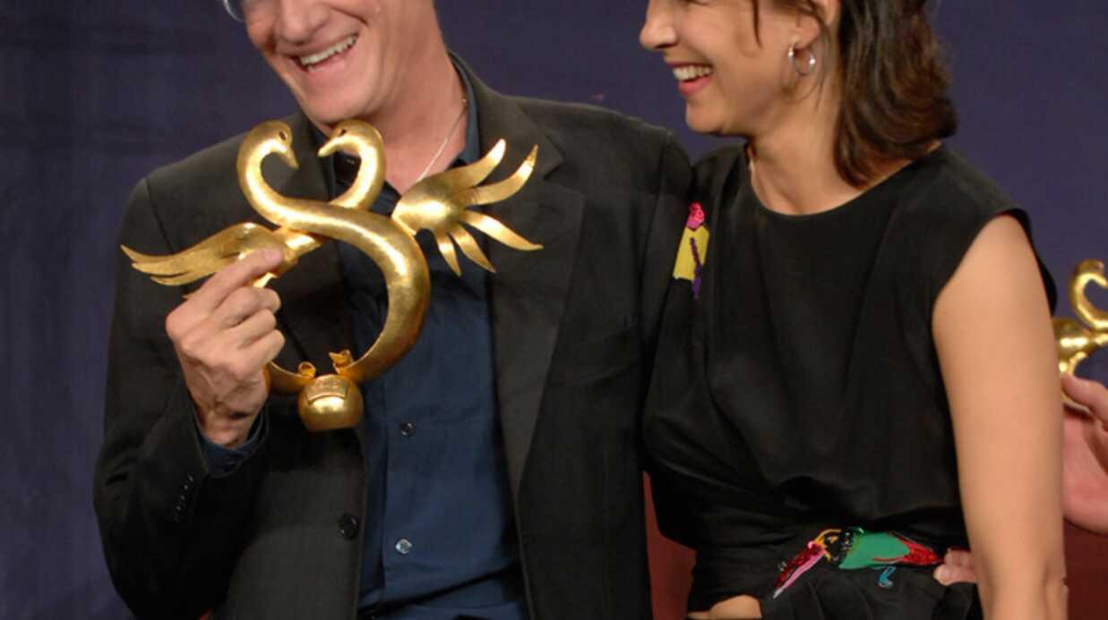 PHOTOS Sophie Marceau et Christophe Lambert amoureux