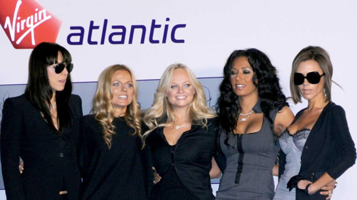 Spice Girls Ca plane pour elles!