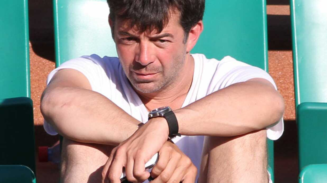 PHOTOS Stéphane Plaza esseulé à Roland Garros