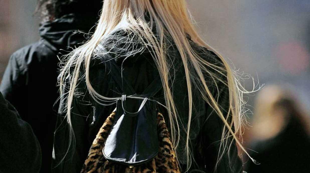 PHOTOS Taylor Momsen: les fesses à l'air à New York