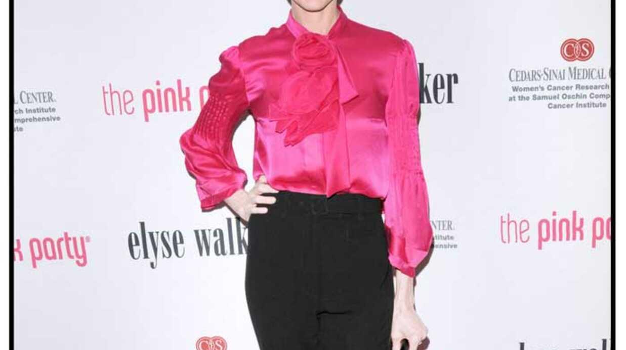 LOOK Le rose met les fashionistas en émoi