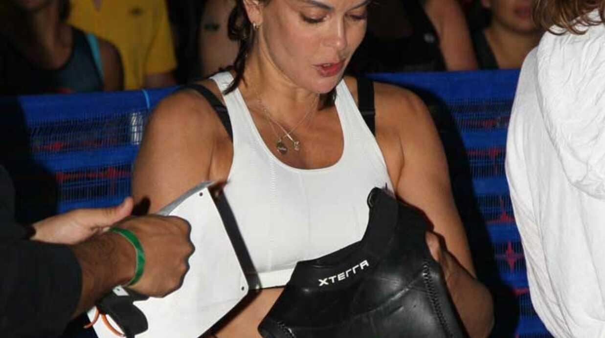 PHOTOS Teri Hatcher sexy quand elle fait du sport