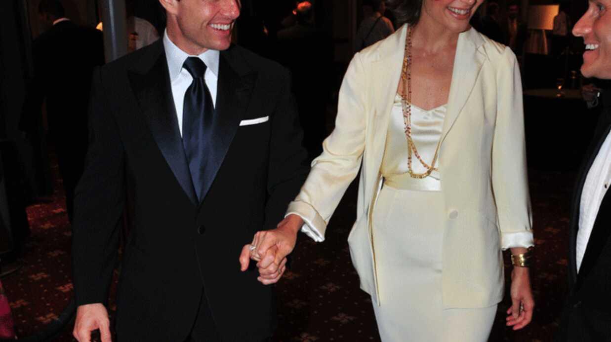 PHOTOS Tom Cruise Katie Holmes: grande classe à la Maison Blanche