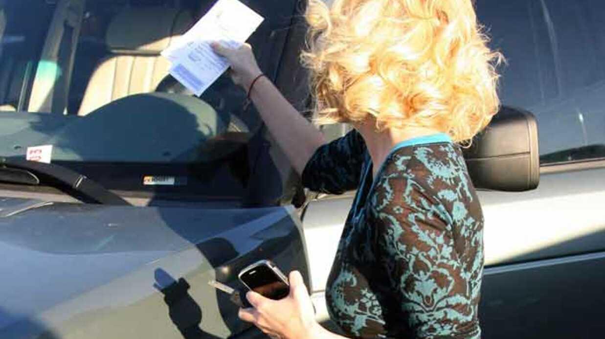 Tori Spelling: un PV à Los Angeles