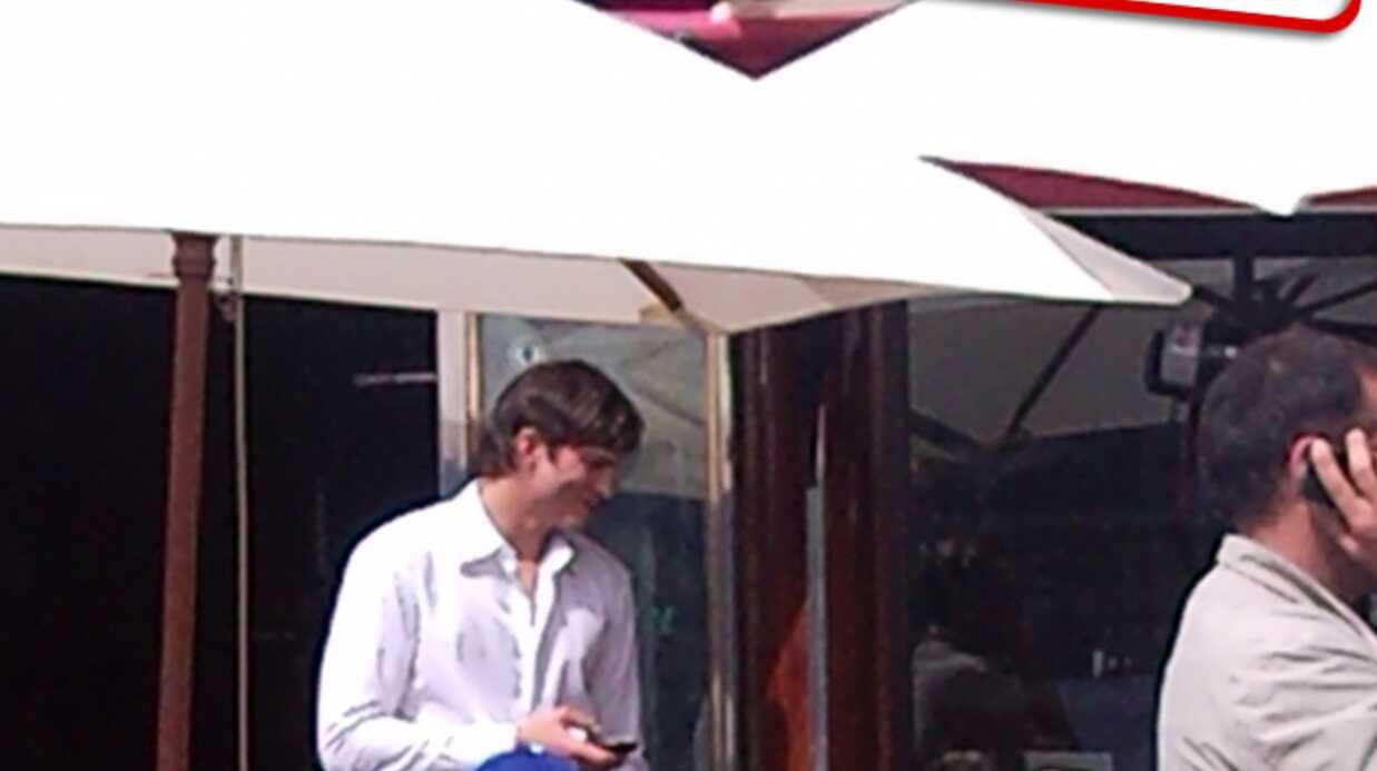 PHOTOS Ashton Kutcher et Katherine Heigl en tournage