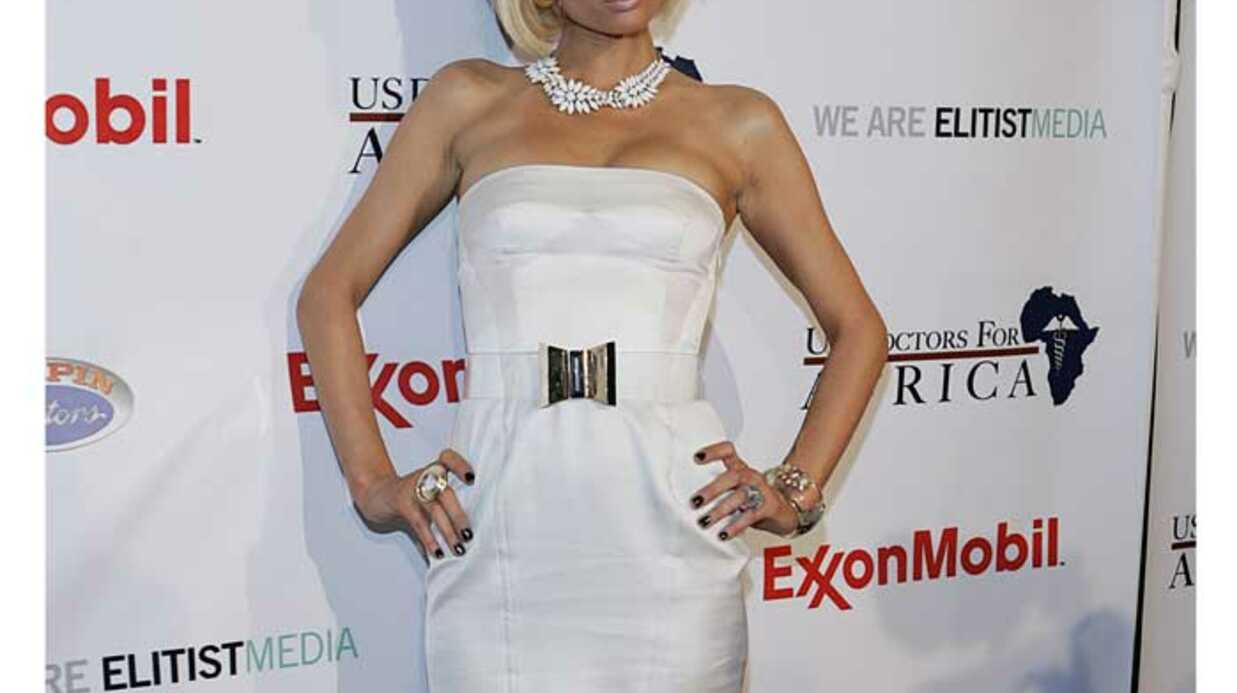 LOOK Paris Hilton, Beyonce et Kylie Minogue: folles du blanc