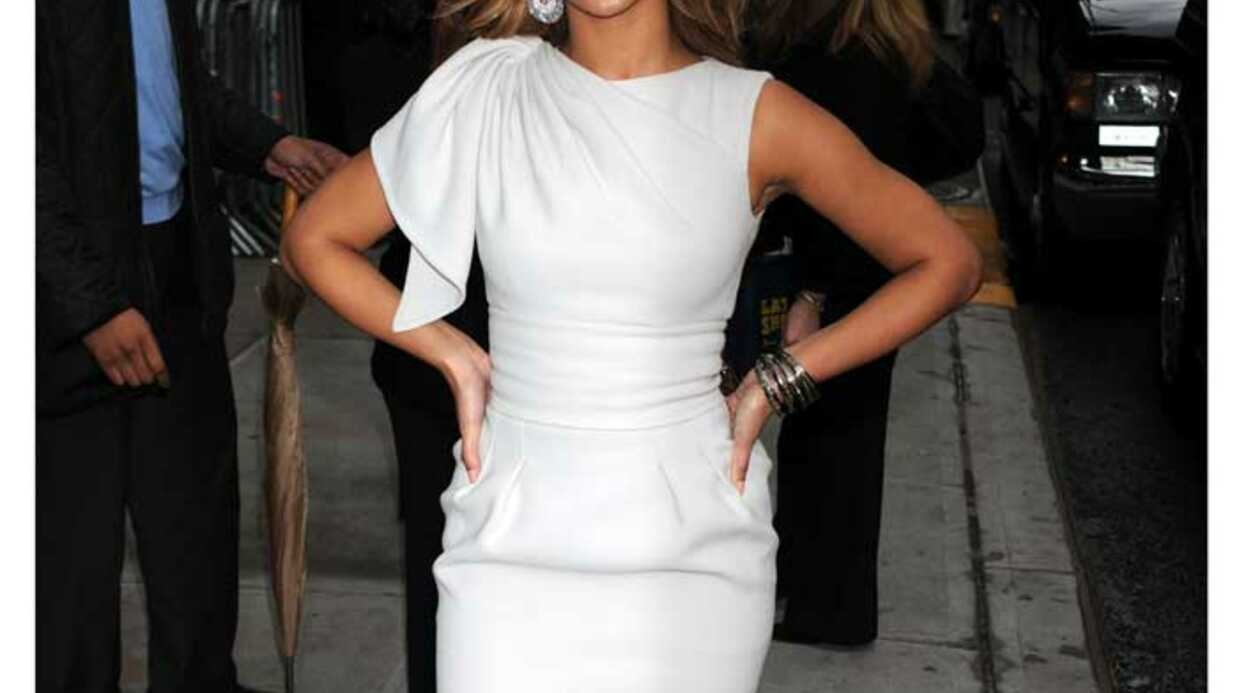 LOOK Paris Hilton, Beyonce et Kylie Minogue : folles du blanc