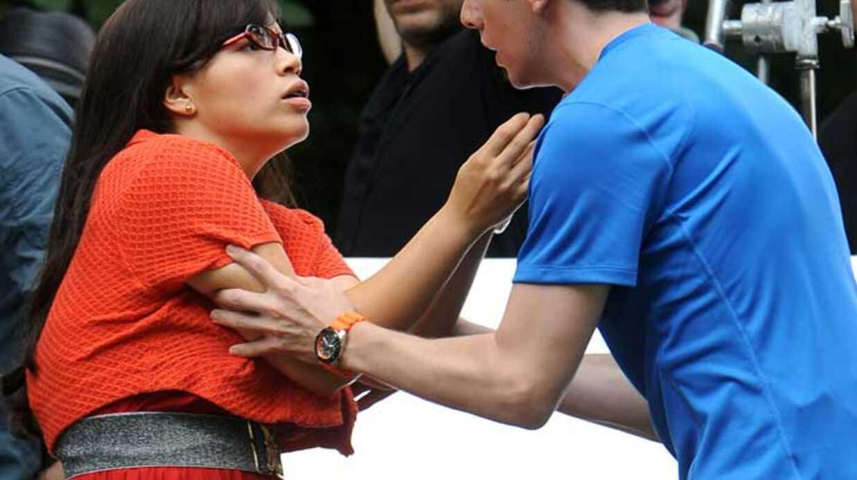 PHOTOS Le tournage d'Ugly Betty reprend à Central Park