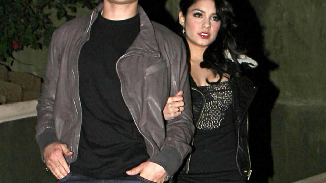 Vanessa Hudgens fête ses 21 ans avec Zac Efron