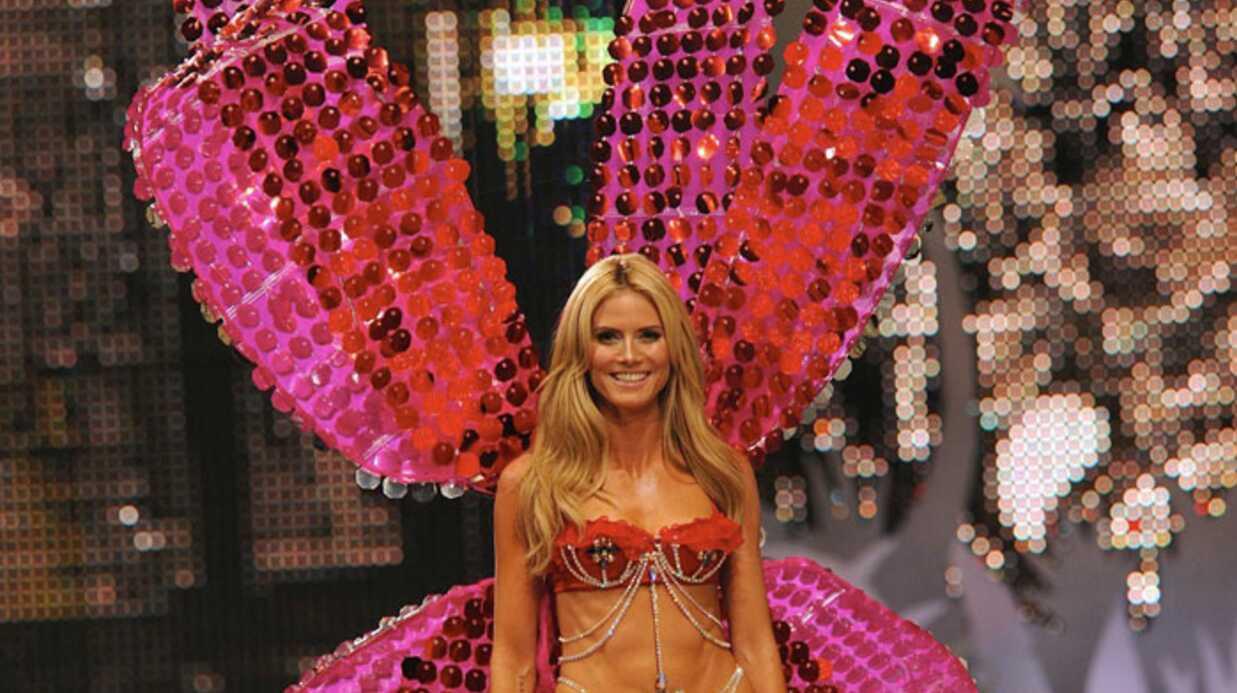Le défilé sexy de Victoria's Secret