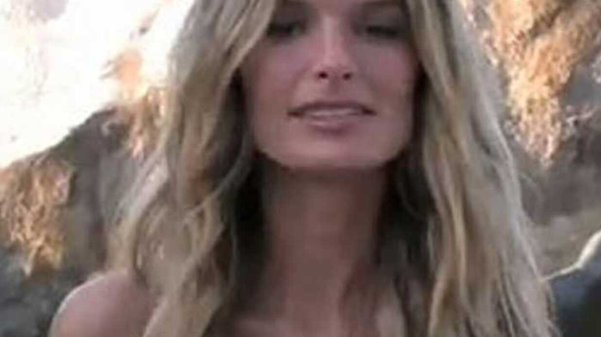 PHOTOS Séances photos sexy avec les anges de Victoria's Secret