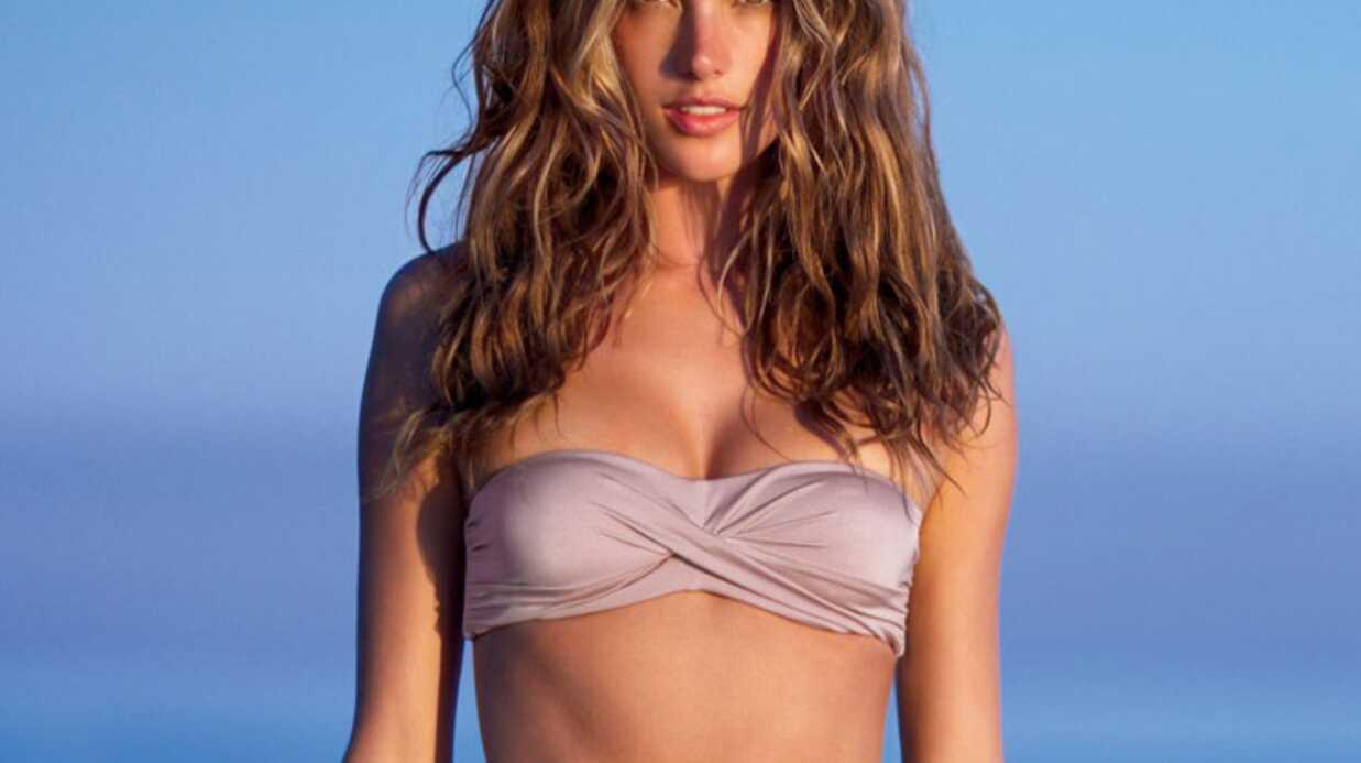 PHOTOS Alessandra Ambrosio, sexy pour Victoria's Secret