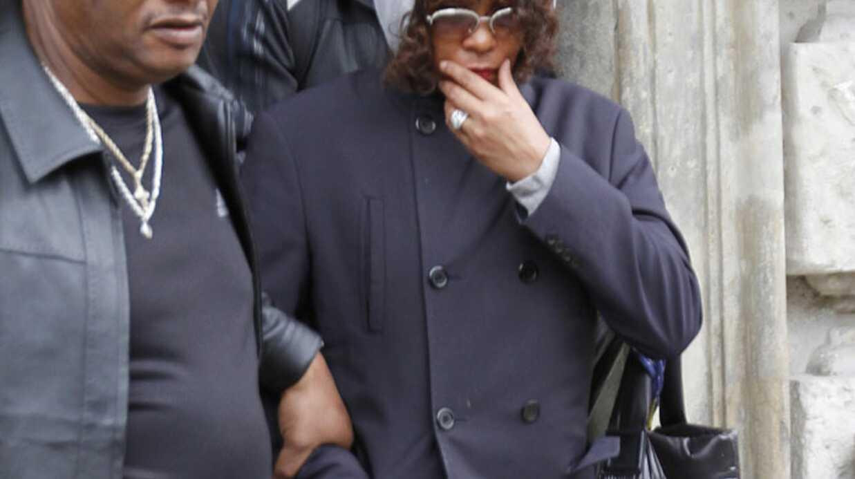 PHOTOS Whitney Houston et sa fille Bobbi à Berlin