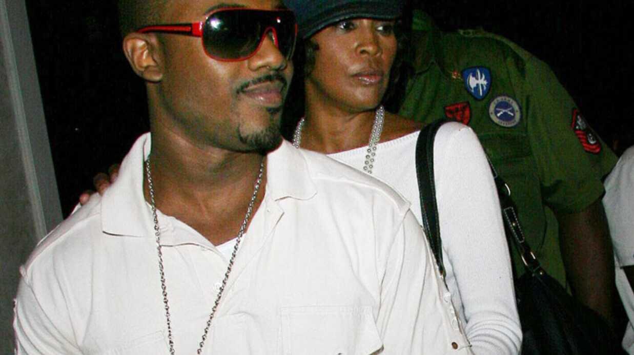 Whitney Houston amoureuse de Ray-J