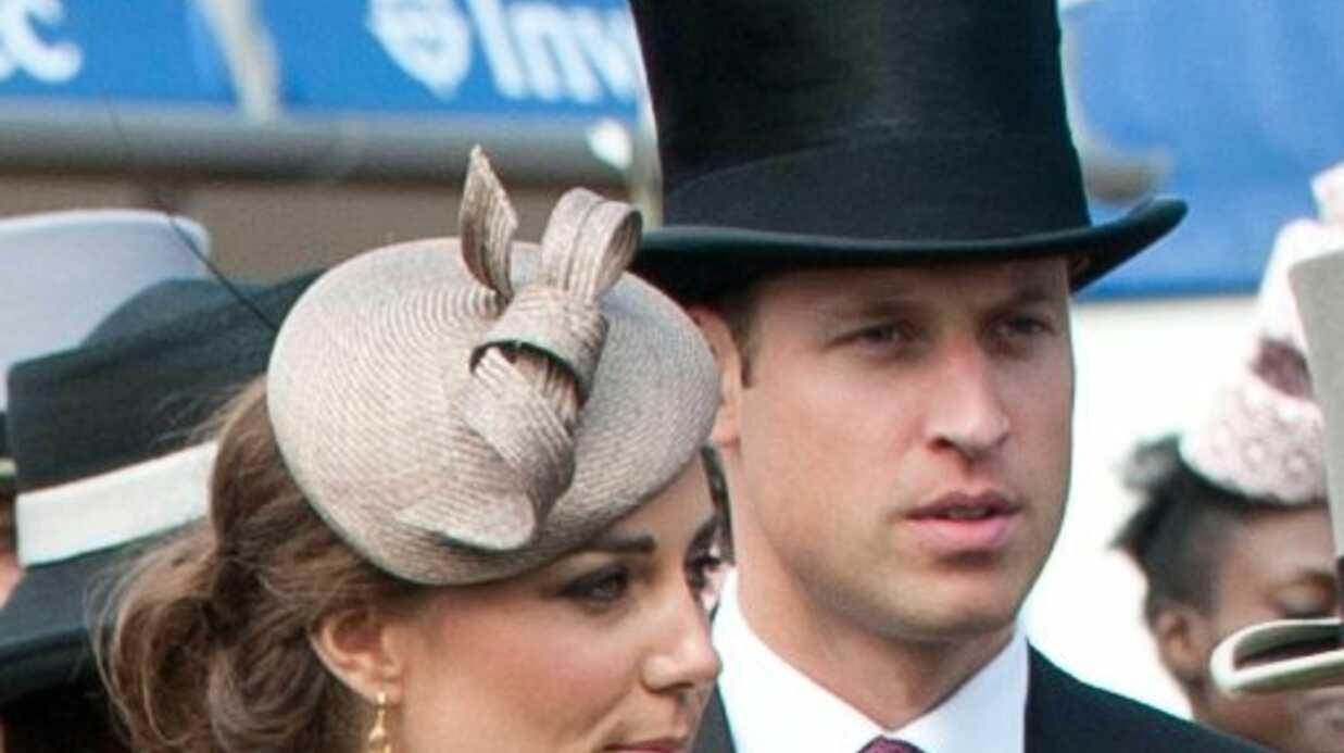 PHOTOS Kate et William leur première sortie officielle