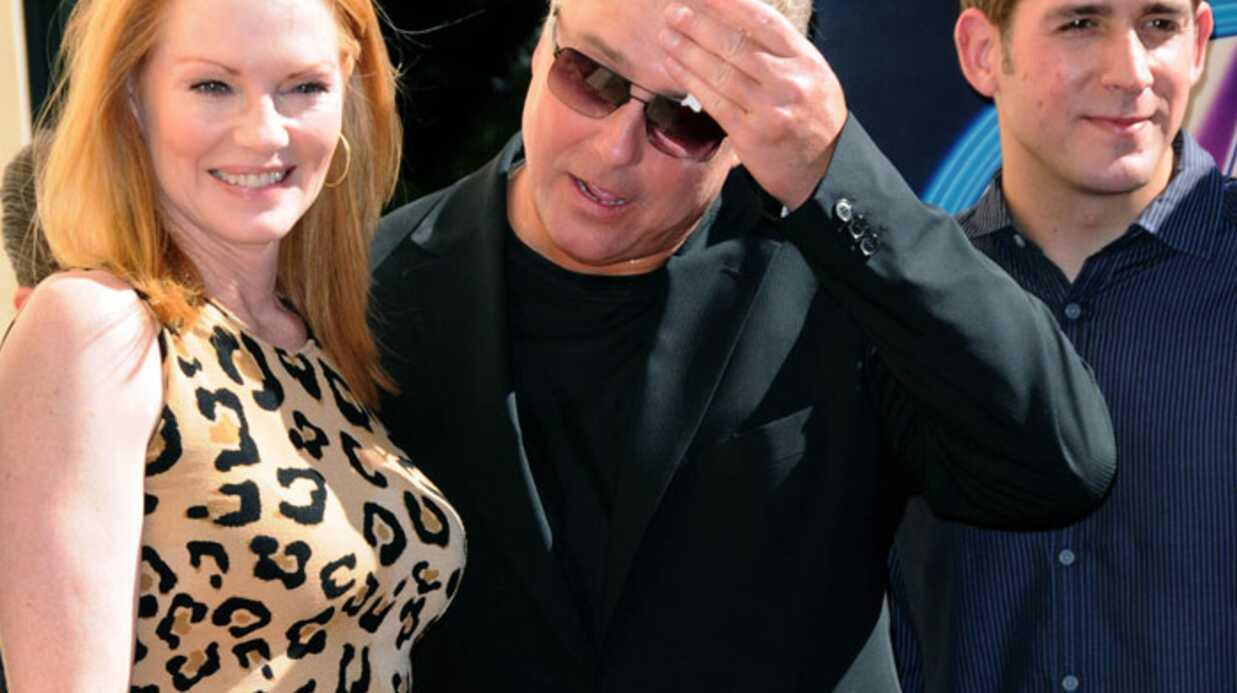 PHOTOS William Petersen des Experts a son étoile à Hollywood