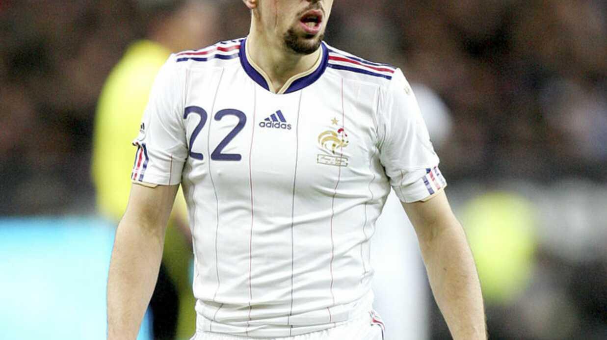 Affaire Zahia: une campagne de pub avec Frank Ribéry suspendue