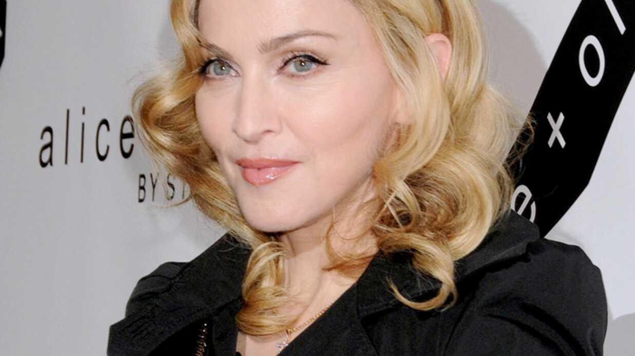Madonna: ses journaux intimes retirés d'eBay