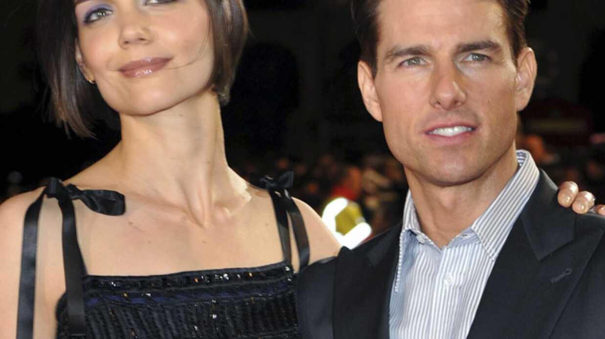 VIDEO Katie Holmes et Tom Cruise dansent sensuellement en public