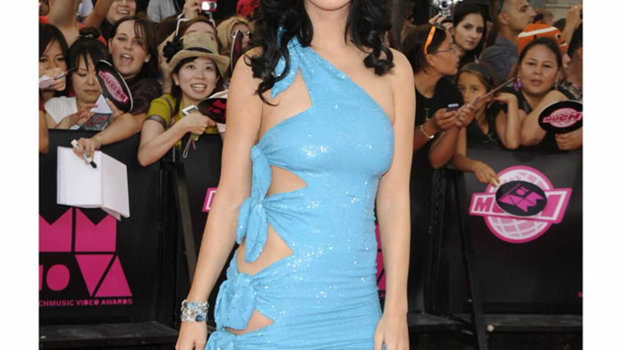 LOOK Katy Perry : gros fail aux MuchMu­sic awards