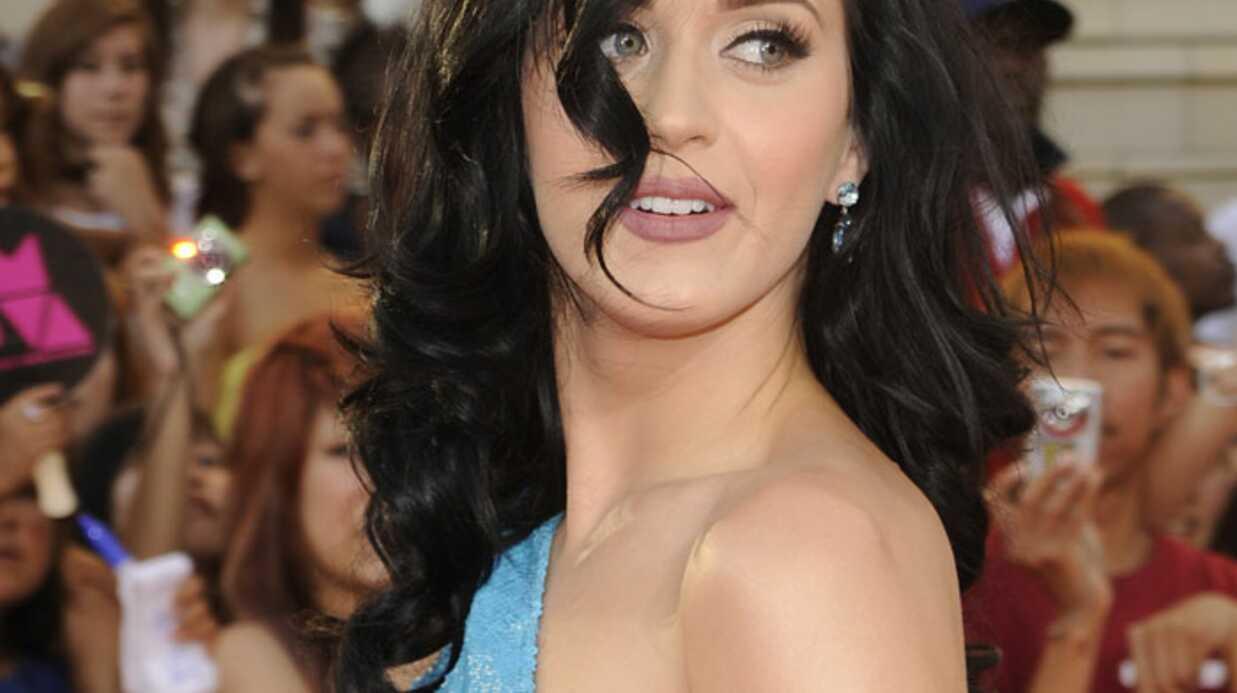 Katy Perry: 17 points de suture après une chute