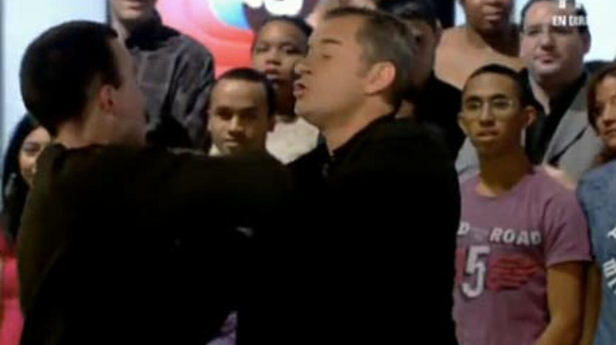 VIDEO Christophe Dechavanne: pris en otage en direct!