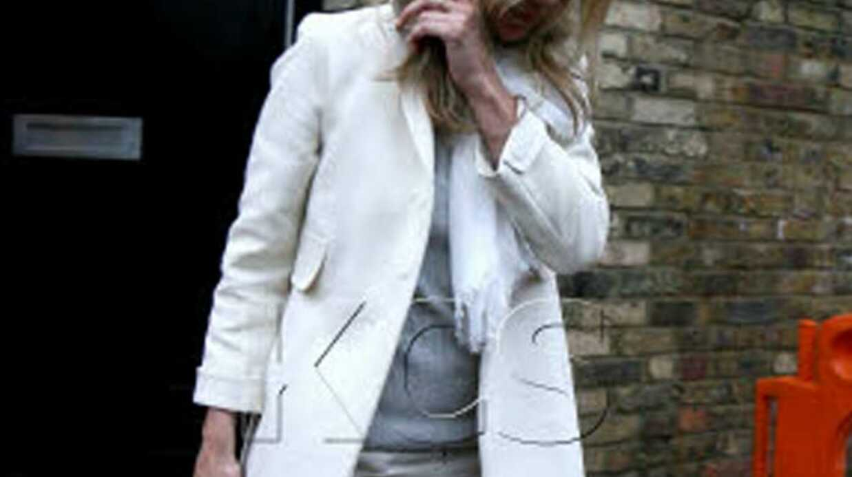 LOOK : la casual chic de Kate Moss