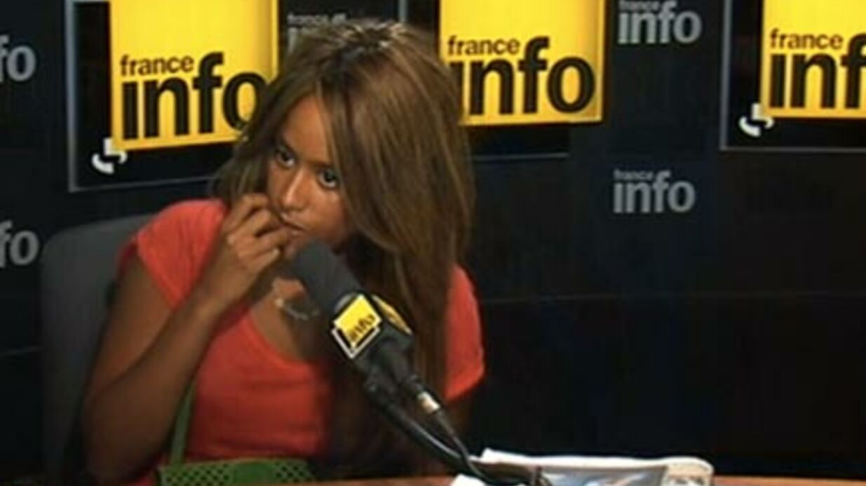 VIDEO Amel Bent s'en prend à Nicolas Sarkozy et au gouvernement