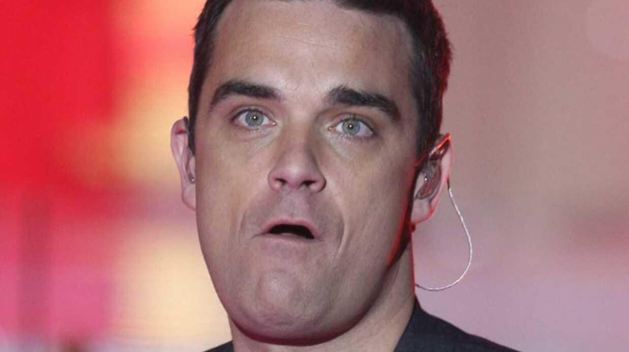 Robbie Williams a exigé un contrat de mariage à Ayda