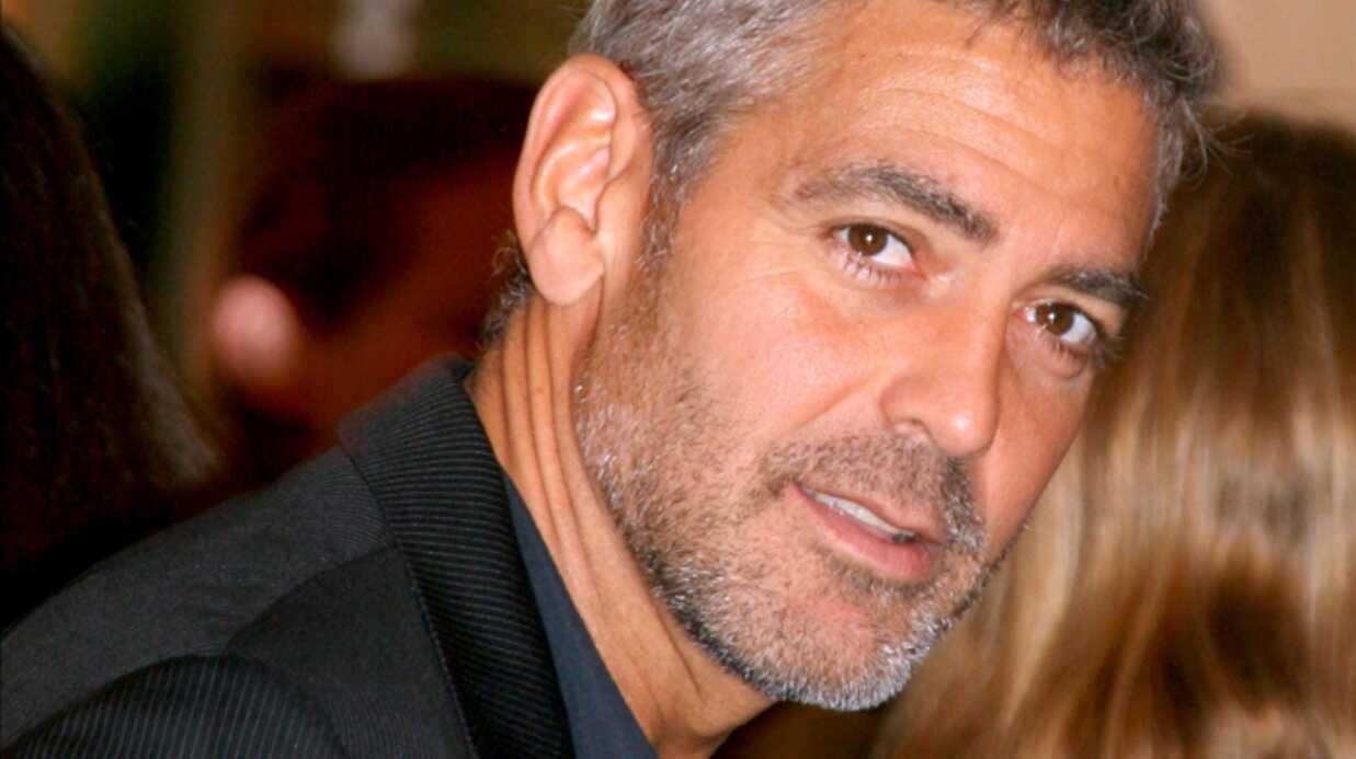 George Clooney Monsieur Nespresso à Paris