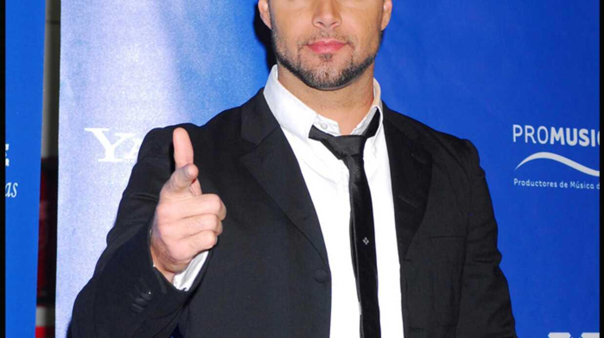 Ricky Martin Outé par son pote!